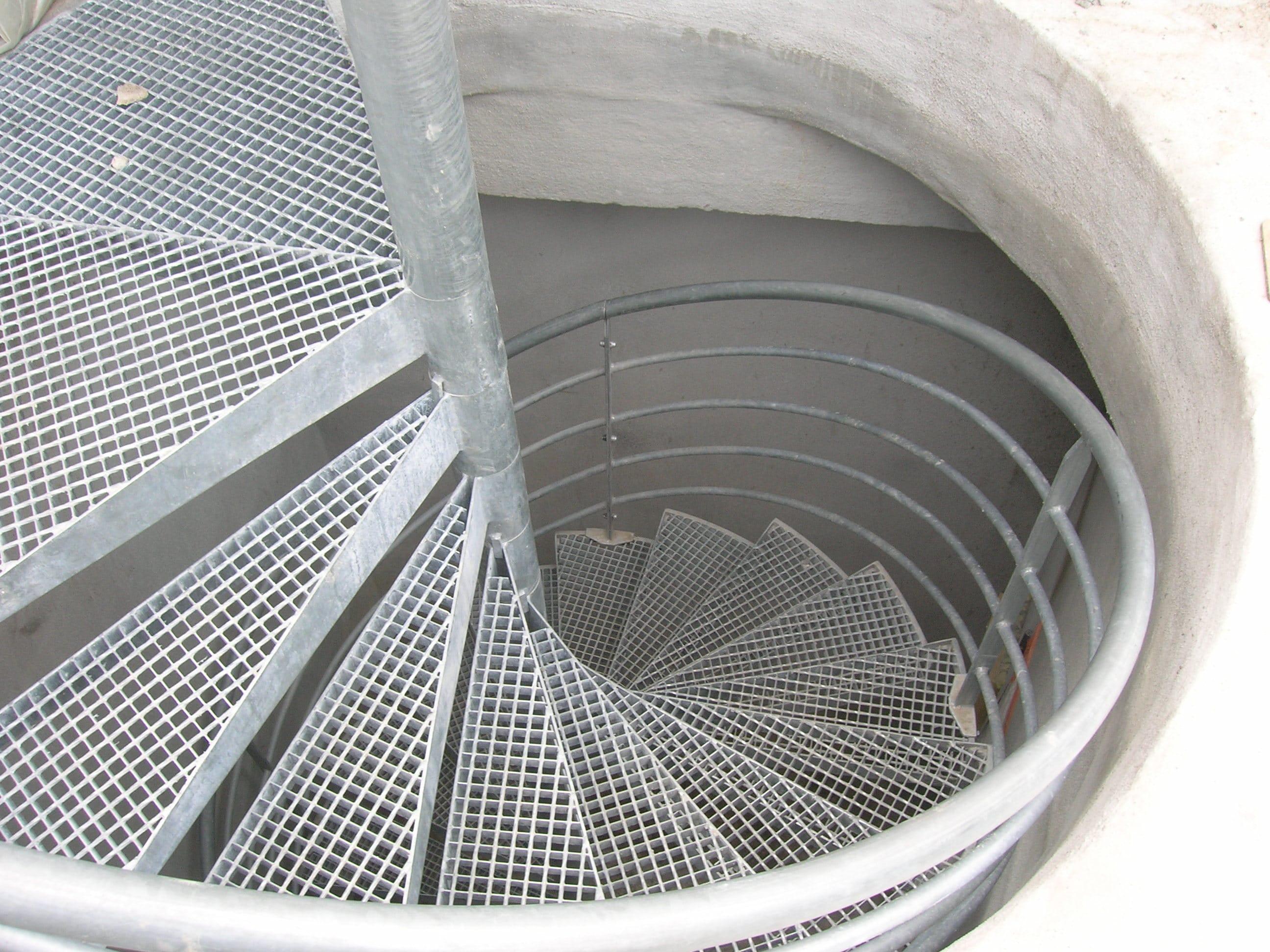 Escalier Serge Bontemps